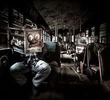 The Evening Commute by Annette Blattman