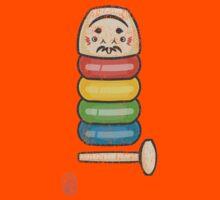 DarumaOtoshi [Special Lucky Toy Box] Kids Tee