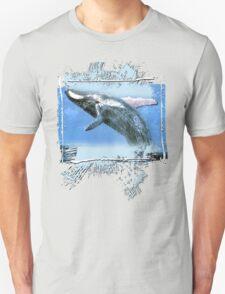 magnificent whale T-Shirt
