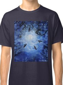 Halloween Witch Hunt Classic T-Shirt