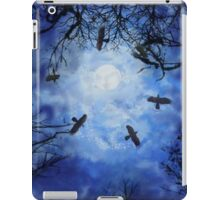 Halloween Witch Hunt iPad Case/Skin