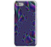 PURPLE CROSS iPhone Case/Skin