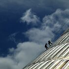 Climbing the World&#x27;s Biggest Tent by KZBlog