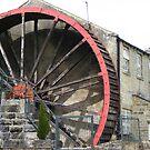Wheely retired - watermill pateley bridge, North Yorkshire by monkeyferret