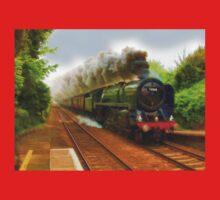 The Return Trip (Locomotive) One Piece - Short Sleeve