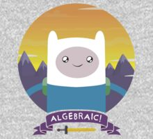 T04_Adventure Time Baby Tee