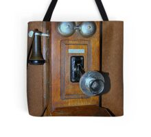 One Ringy-Dingy Tote Bag