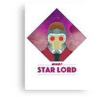 T03_Guardians of the Galaxy Canvas Print