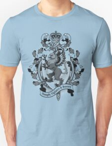 Gryphon Coat Of Arms Heraldry T-Shirt