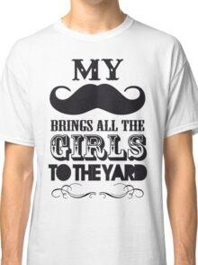 Moustache Classic T-Shirt