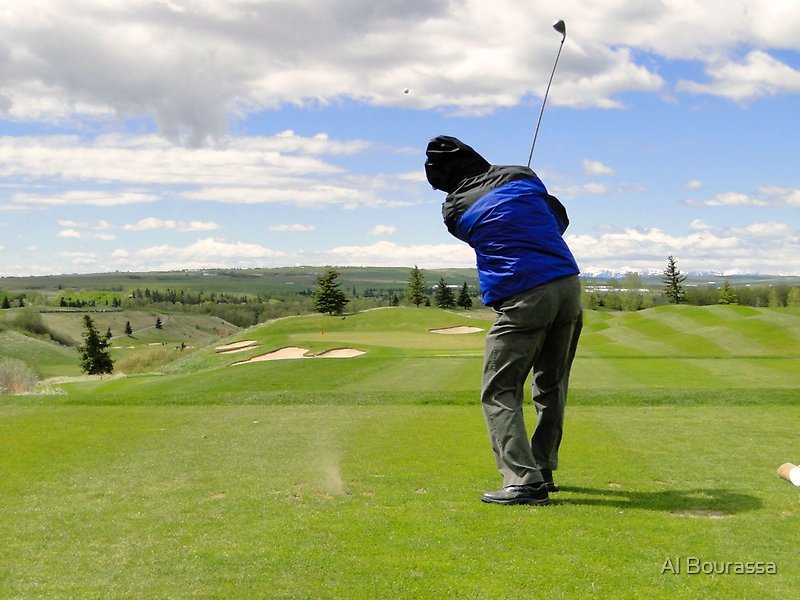 Golf Swing K by Al Bourassa