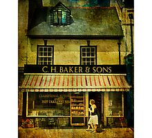 Bakers Photographic Print