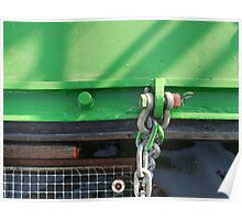 Mooring chain Poster