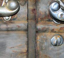 Vintage Door Handles Sticker