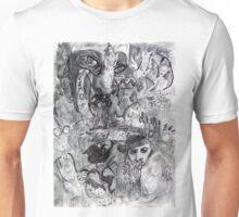 I don't wanta go to CHEMO Unisex T-Shirt