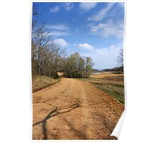 The Story about The DIRT ROAD....... Poster