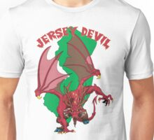 Jersey Devil Charge Unisex T-Shirt