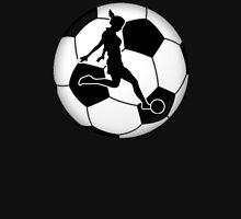 Woman's Soccer  Unisex T-Shirt