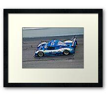#61 Daytona prototype Framed Print