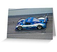 #61 Daytona prototype Greeting Card