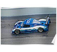 #61 Daytona prototype Poster