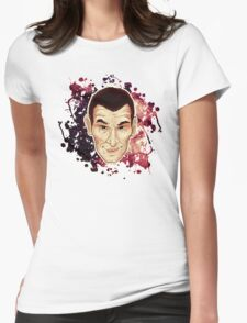 Ninth Doctor Womens Fitted T-Shirt