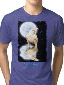 """""""Spirit Raven, Star Eater"""" Tri-blend T-Shirt"""