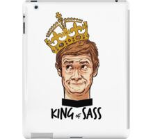 King of Sass iPad Case/Skin
