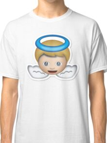 Angel Emoji Classic T-Shirt