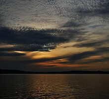 Moody Sky by Laura Cooper