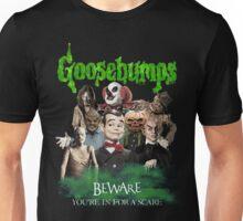 Goosebumps Unisex T-Shirt