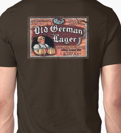 german beer Unisex T-Shirt