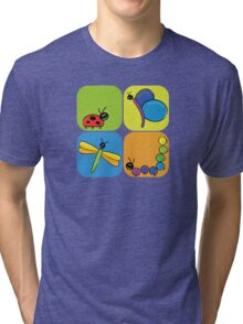 bugs, once again Tri-blend T-Shirt