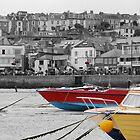 2 boats by Sarah Fenn