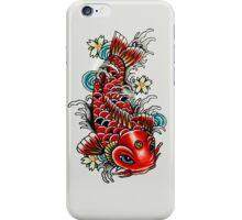 Ms. Fish Mooney  iPhone Case/Skin