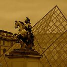 Vive Le Louvre by Kirstyshots