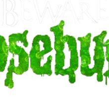 Goosebumps Sticker