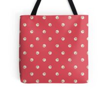 Premier Balls Red Tote Bag