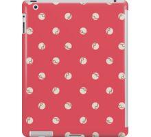 Premier Balls Red iPad Case/Skin