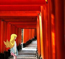 Monogatari – Shinobu Shrine by gentlemenwalrus
