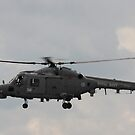 Lynx Helicopter by SWEEPER