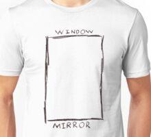 window mirror Unisex T-Shirt