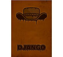 Django Photographic Print