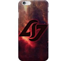 CLG COUNTERLOGIC GAMING LCS RED SPACE iPhone Case/Skin