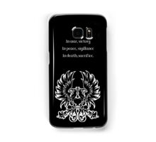 Grey Warden Motto Dragon Age Samsung Galaxy Case/Skin