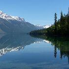 Lake McDonald - Glacier National Park by Lucinda Walter