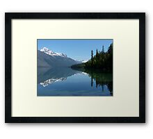Lake McDonald - Glacier National Park Framed Print