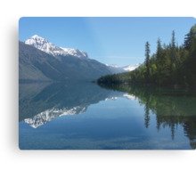 Lake McDonald - Glacier National Park Metal Print
