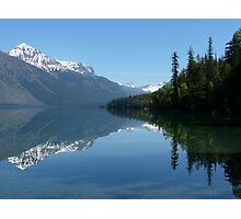 Lake McDonald - Glacier National Park Photographic Print