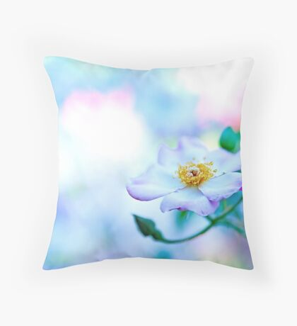Life is a Promise Throw Pillow